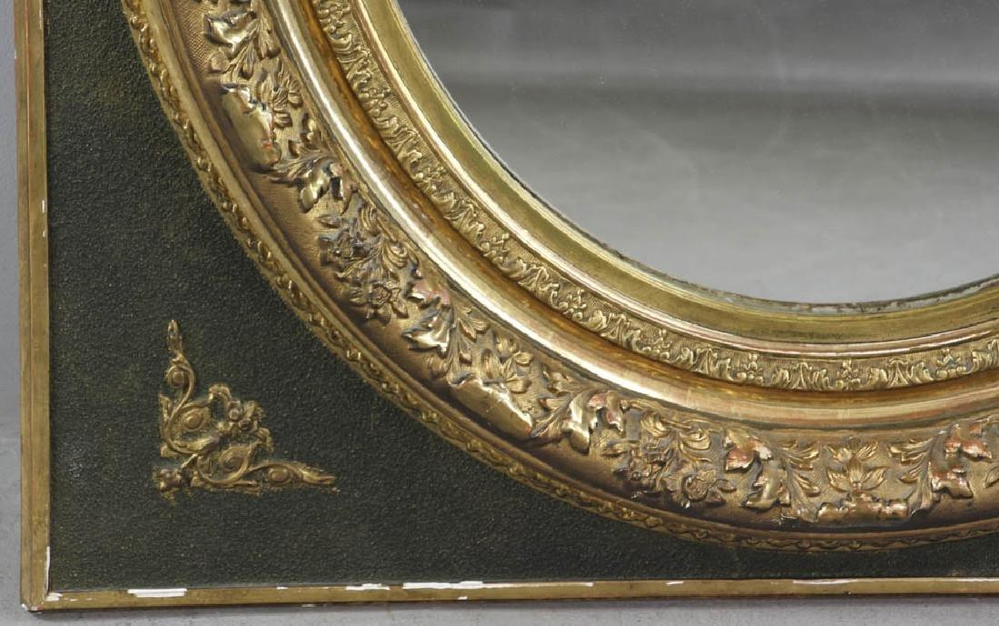 Antique Giltwood Mirror - 3
