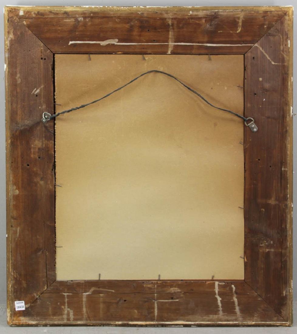 Antique Giltwood Mirror - 5