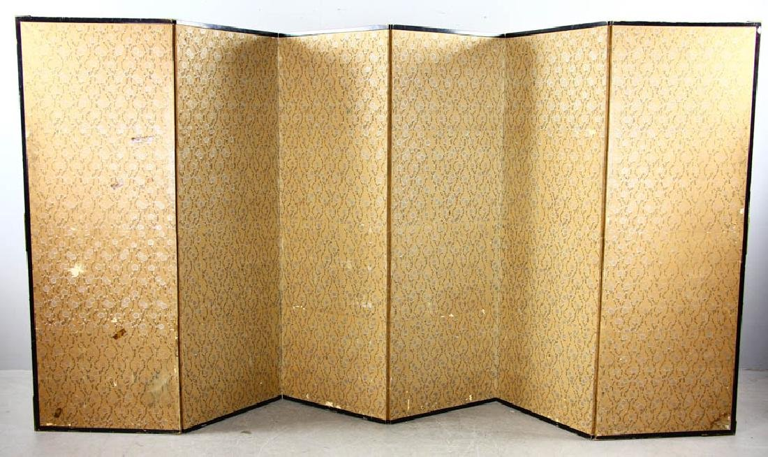 Antique Privacy Screen - 8