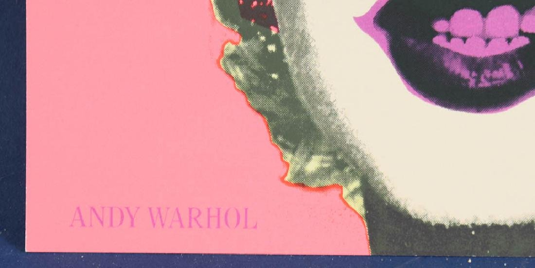 Andy Warhol Marilyn Offset Lithograph - 4