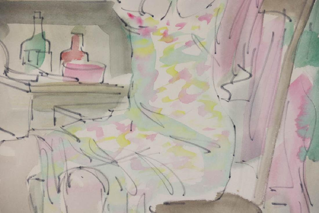 Philippe Noyer Watercolor on Paper - 3