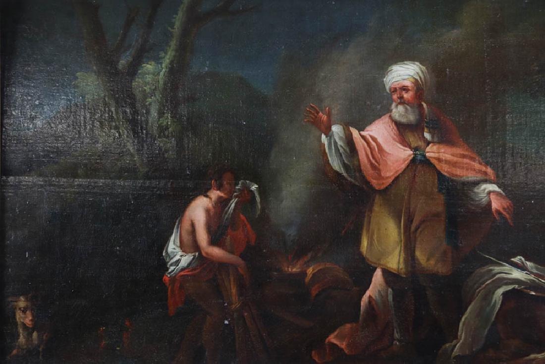 17th/18th Century Dutch Oil on Canvas - 2