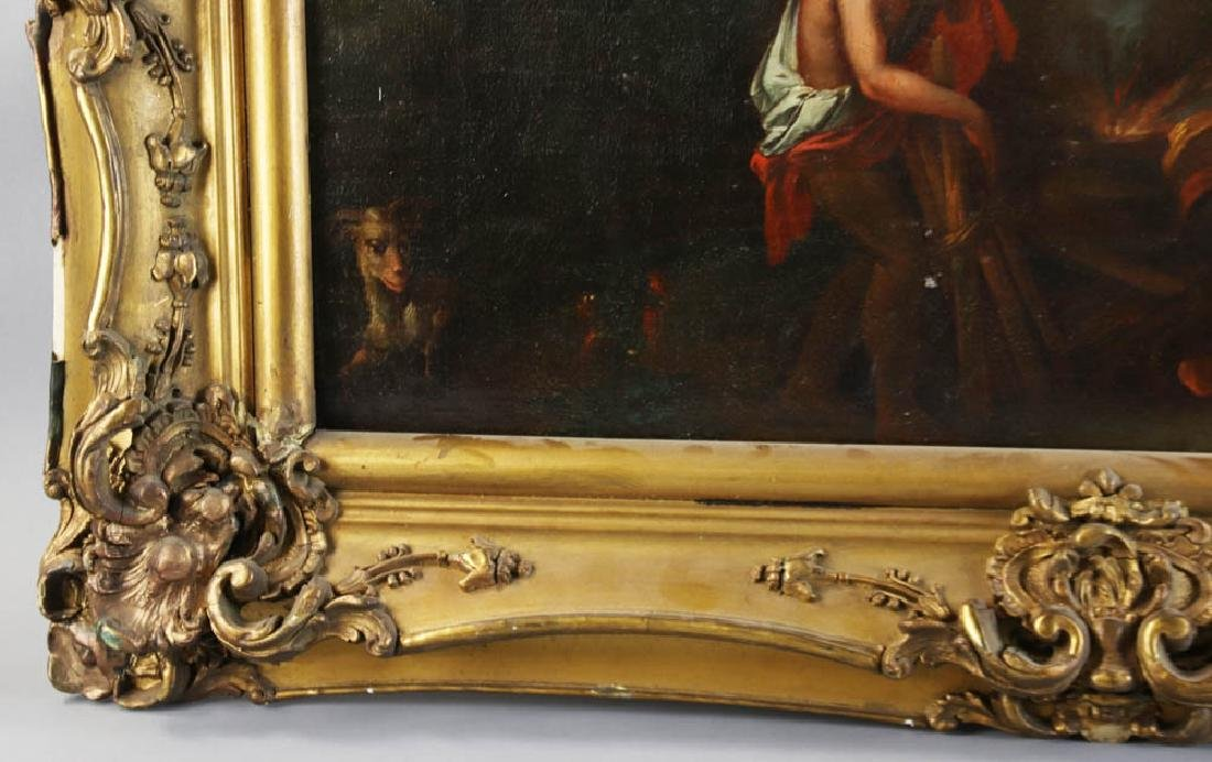 17th/18th Century Dutch Oil on Canvas - 3