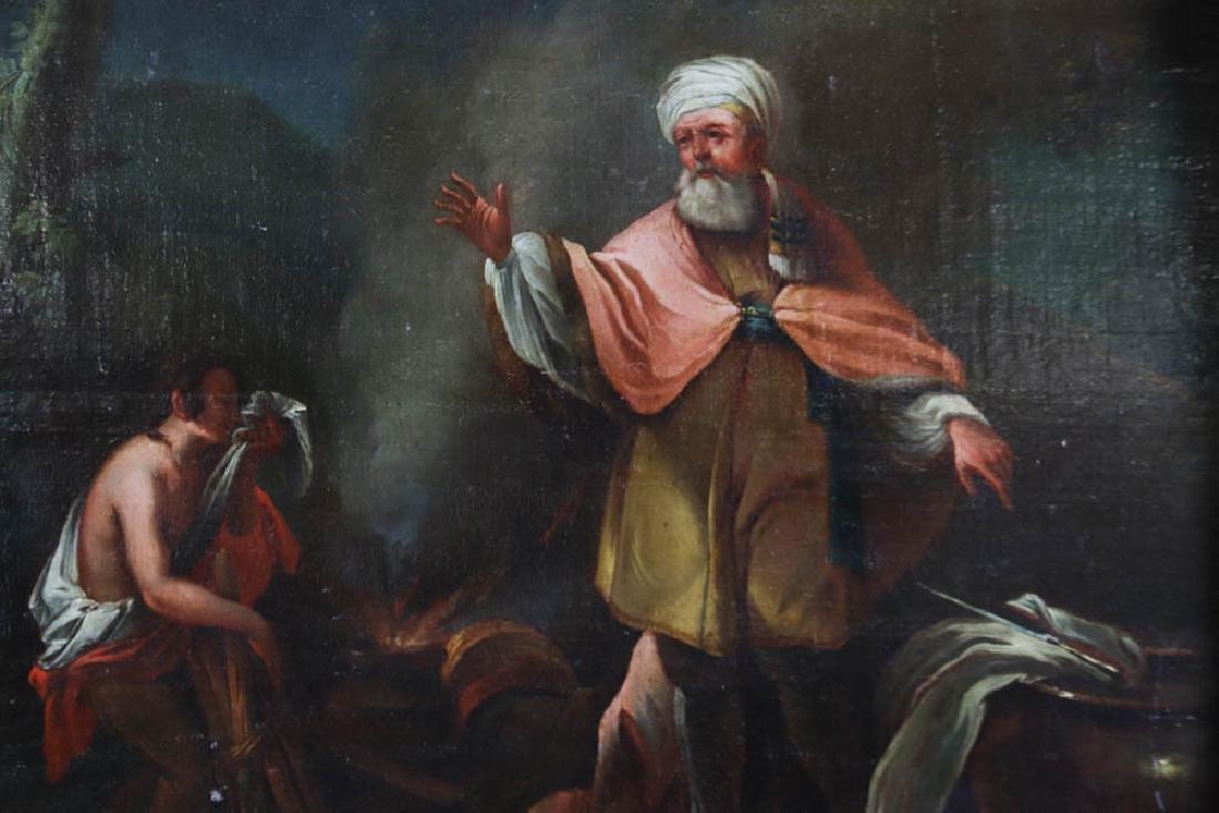 17th/18th Century Dutch Oil on Canvas - 4