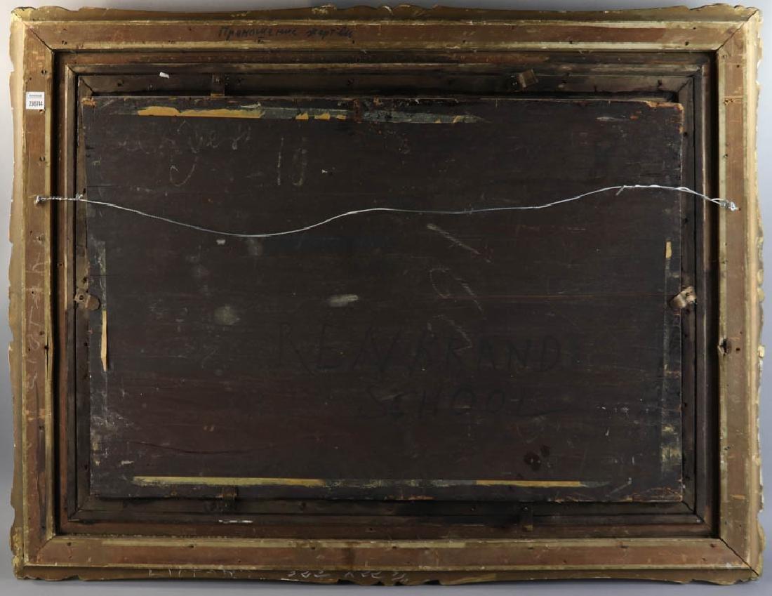 17th/18th Century Dutch Oil on Canvas - 5