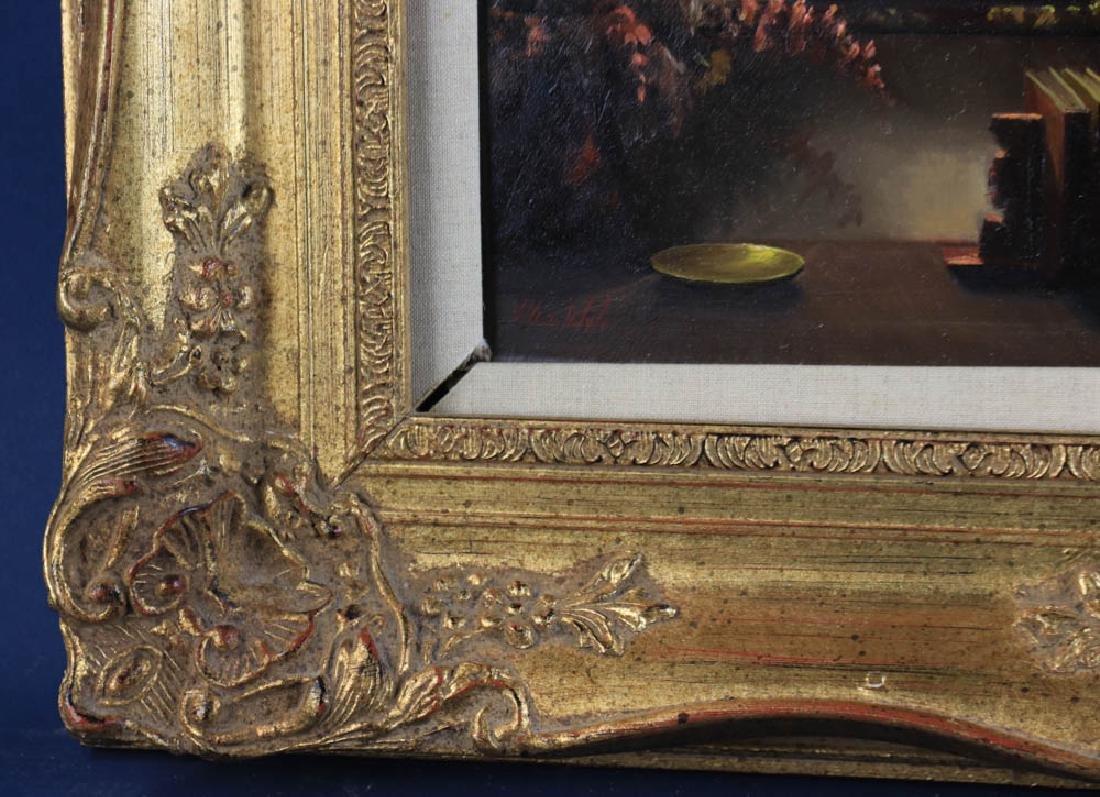 Helen Van Wyk, Two Paintings, Oil on Board - 3
