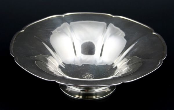 2006: Tiffany & Co. Sterling Silver Bowl