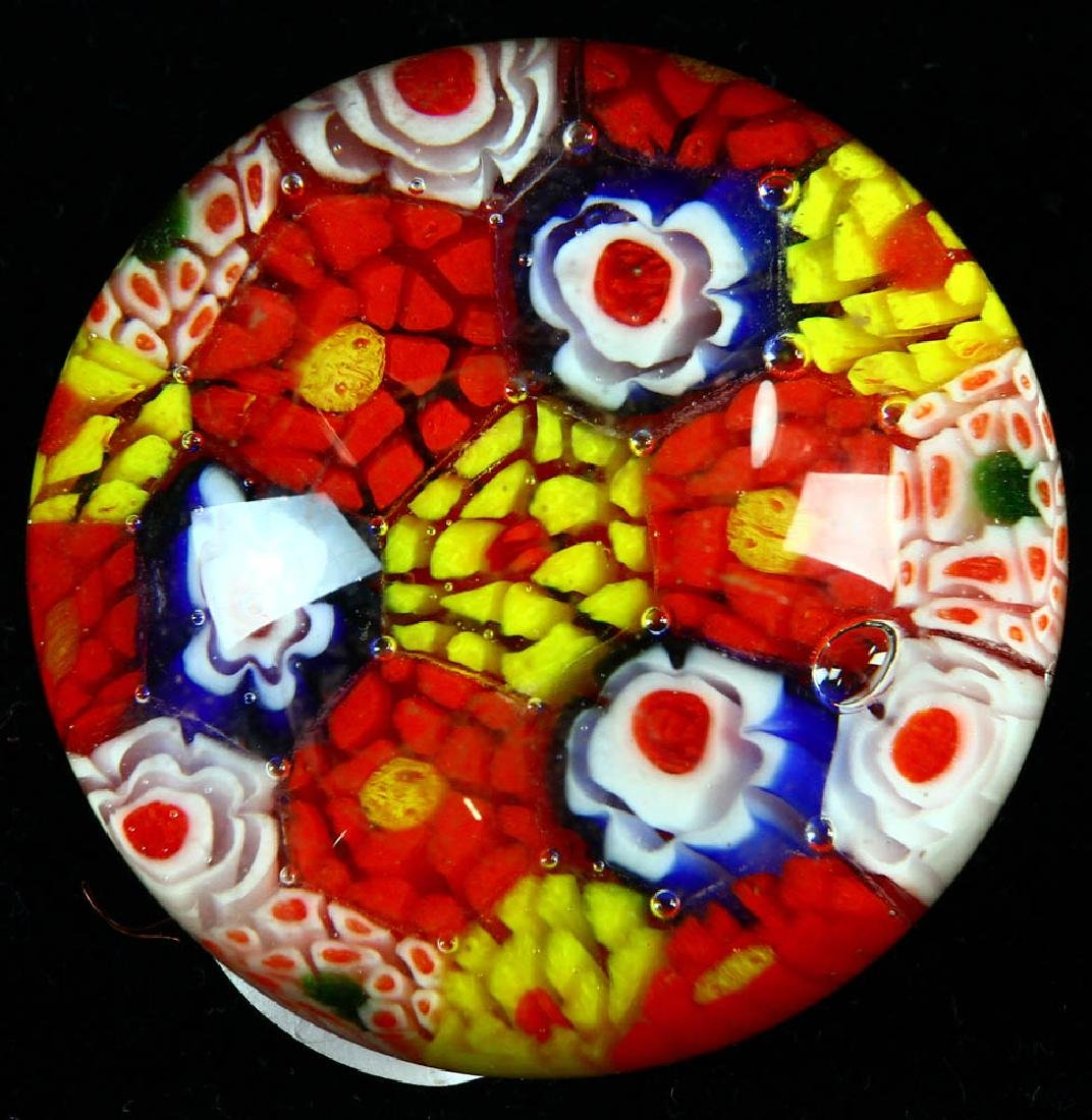 Group of Seven Assorted Paperweights - 2