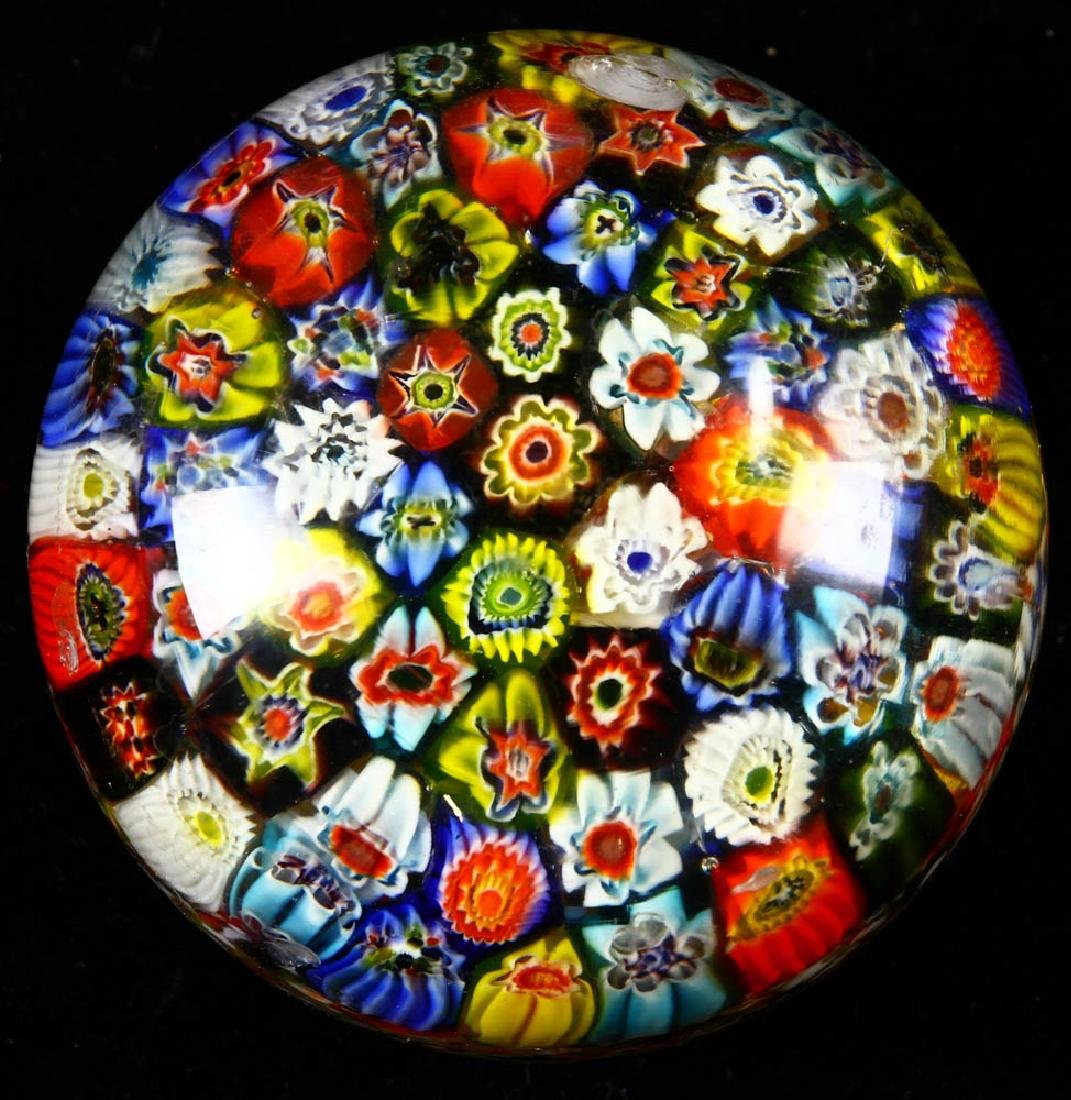 Group of Seven Assorted Paperweights - 3