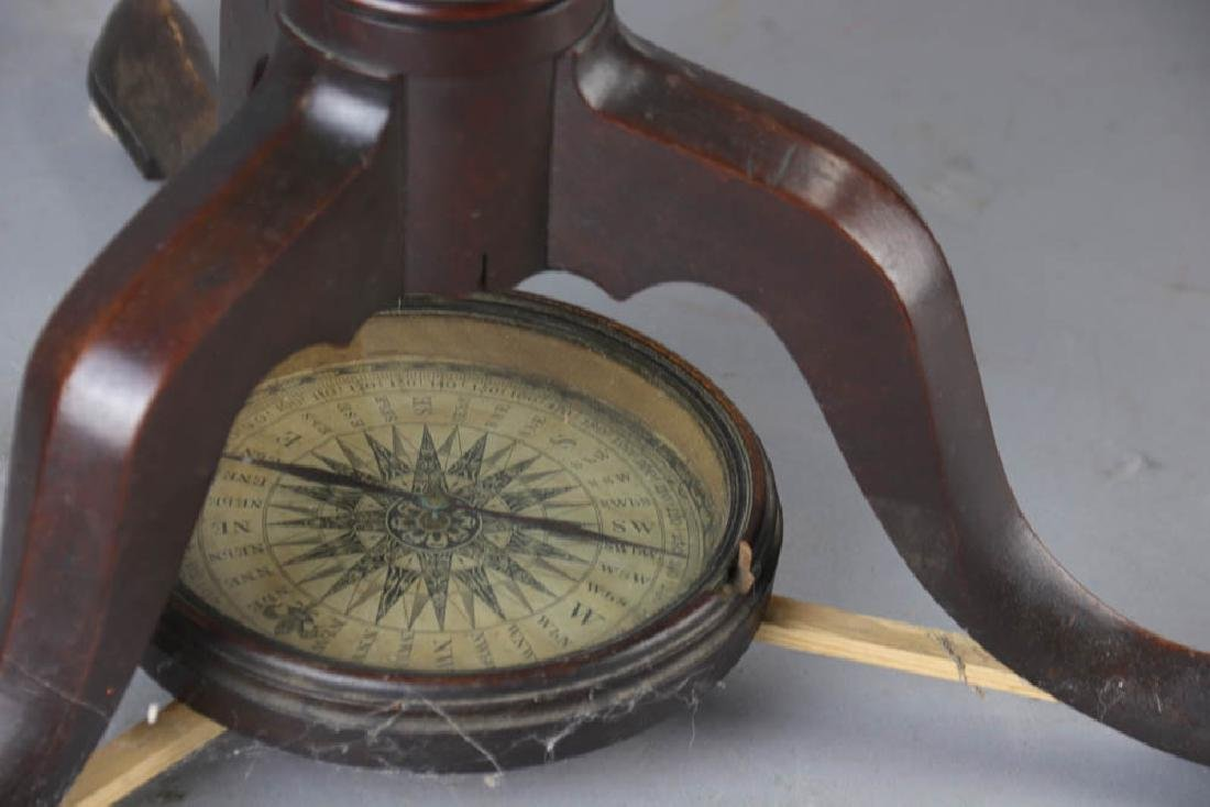 Carys New Terrestrial Globe from 1800 with Compass - 7