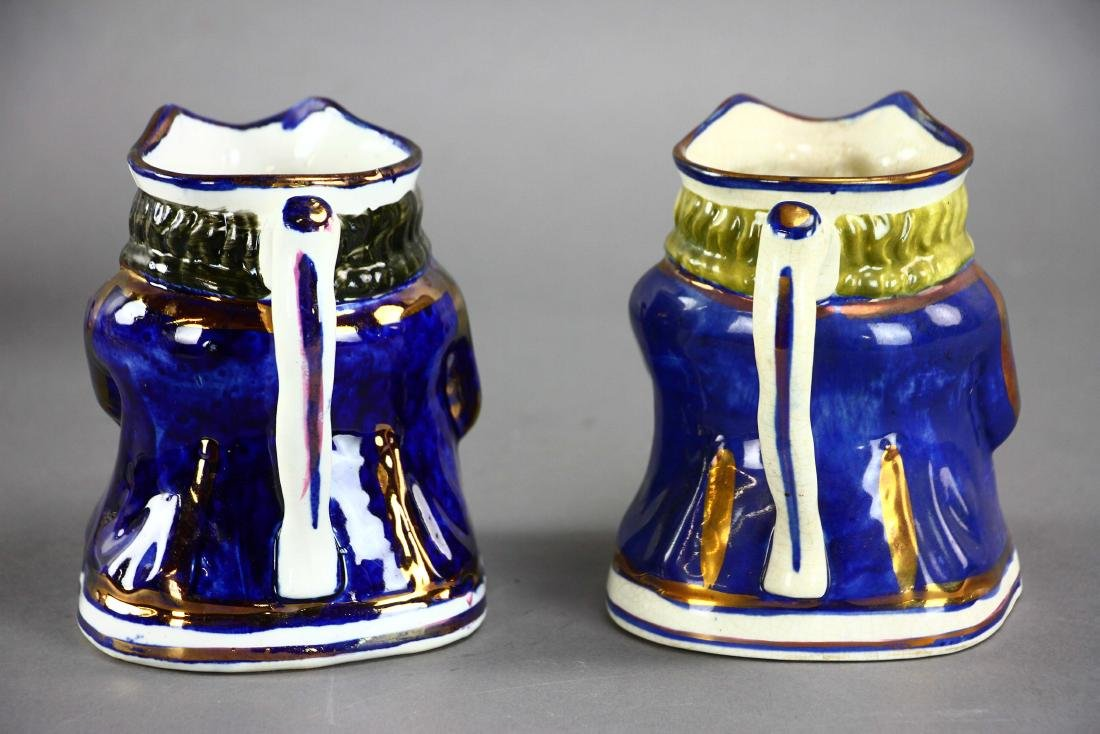 Group of Five Toby Jugs - 3