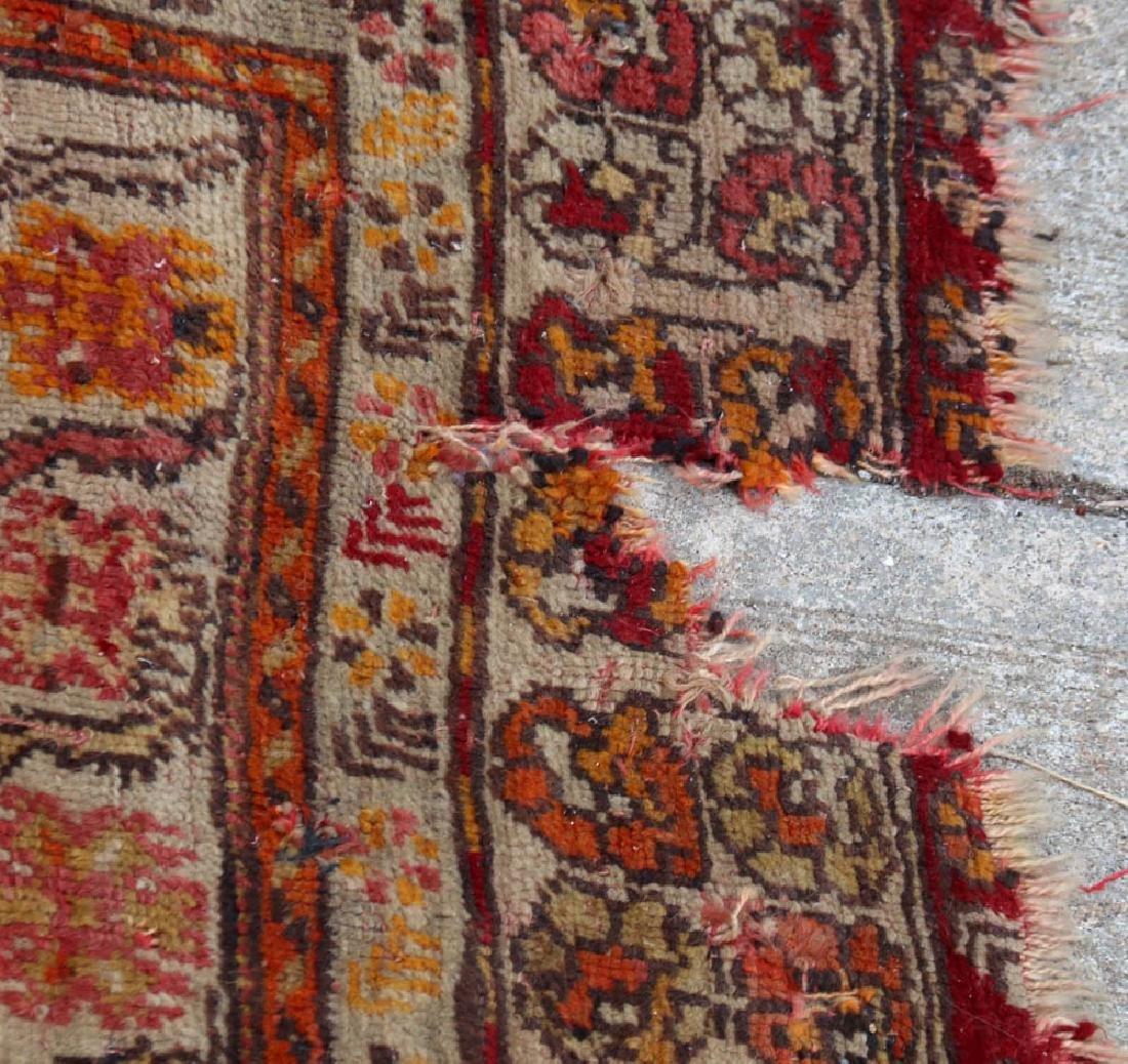 (4) Antique Caucasian and Anatolian Rugs - 3