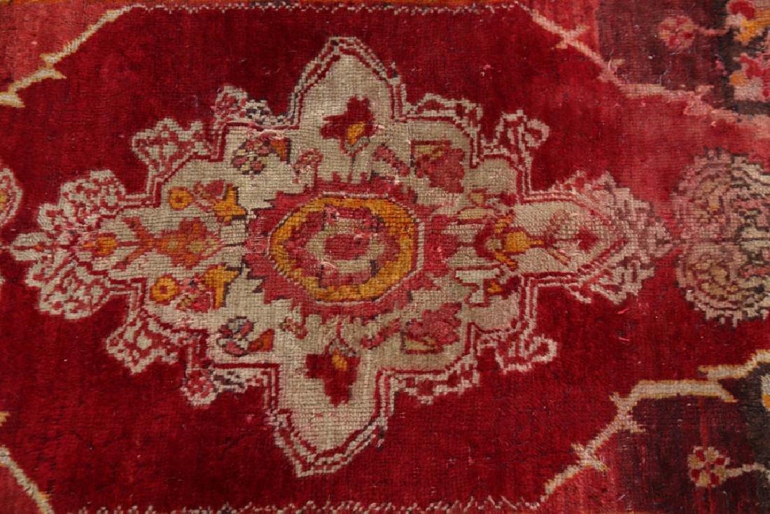 (4) Antique Caucasian and Anatolian Rugs - 4