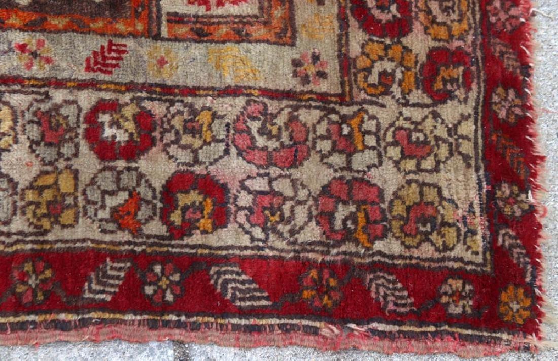 (4) Antique Caucasian and Anatolian Rugs - 5