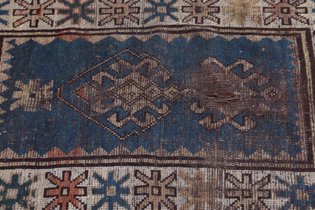 (4) Antique Caucasian and Anatolian Rugs - 7