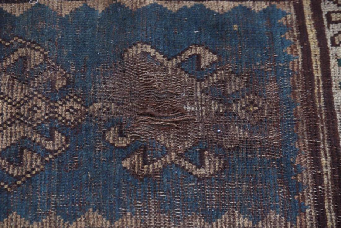 (4) Antique Caucasian and Anatolian Rugs - 8