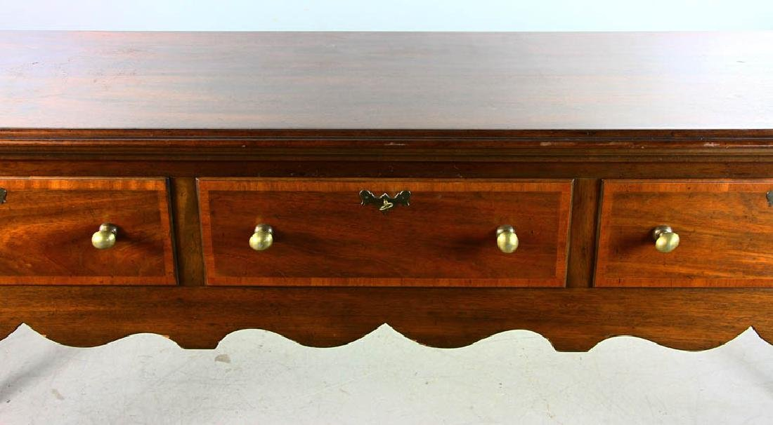 Kittinger Queen Anne Style Huntboard - 5