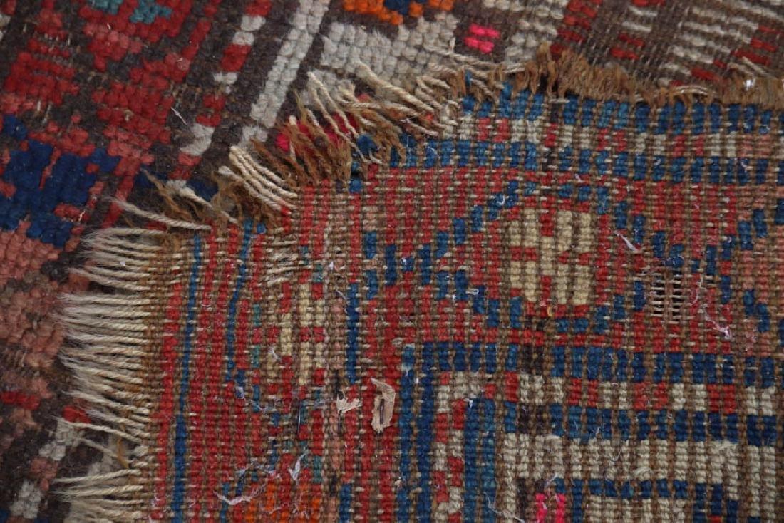 Antique Caucasian Kazak Rug - 7