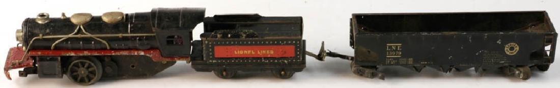 Lot of Assorted Lionel Tin Trains - 6