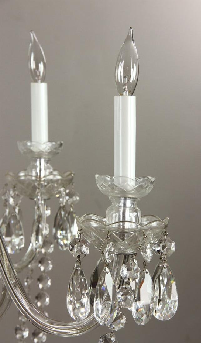 Crystal Chandelier - 5