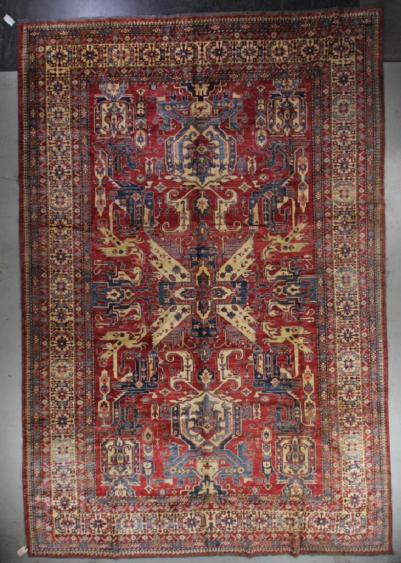 Old Eagle Kazak Rug