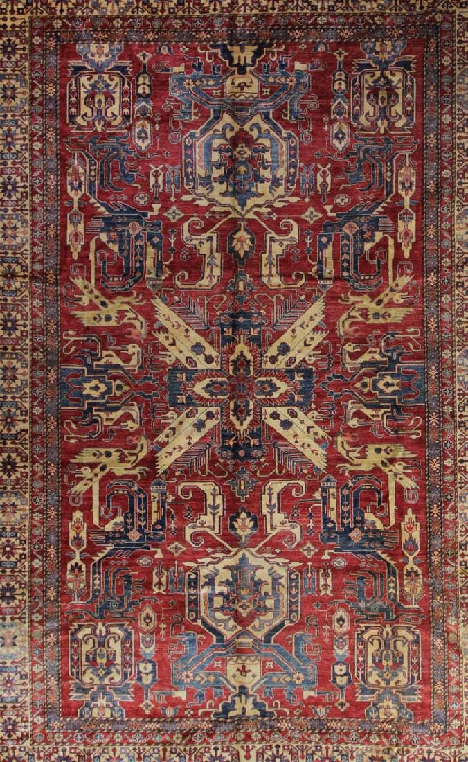 Old Eagle Kazak Rug - 2