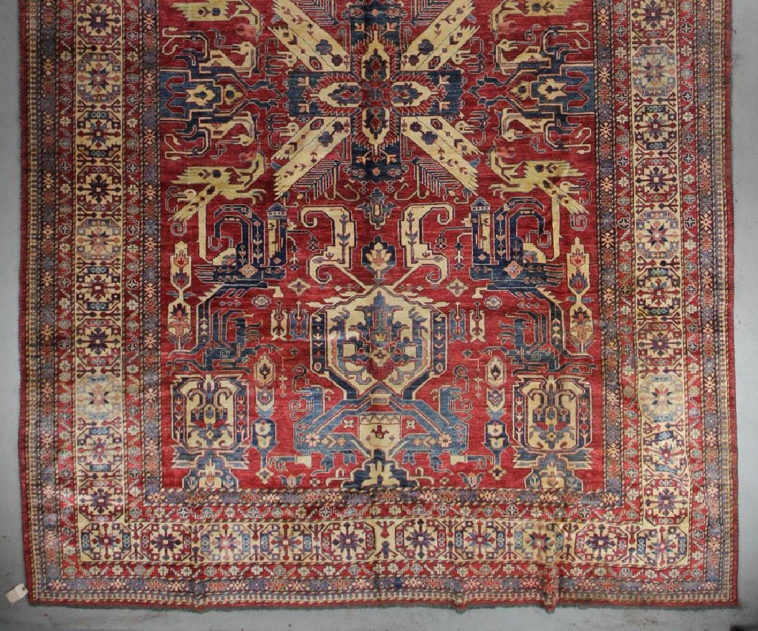 Old Eagle Kazak Rug - 3