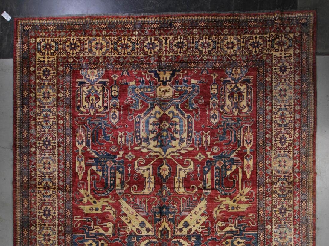 Old Eagle Kazak Rug - 4