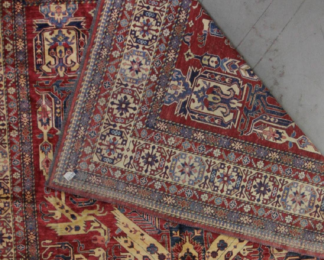 Old Eagle Kazak Rug - 5