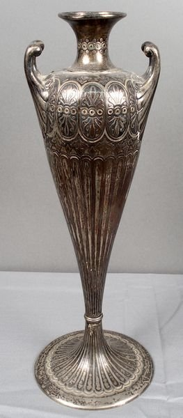 2: Tiffany & Co. Sterling Vase