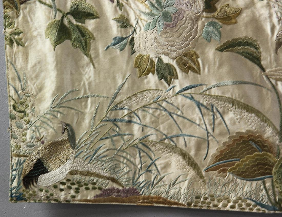 Chinese Embroidery Panel - 4