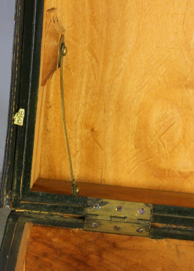 Early 19th C Chinese Camphor Wood Trunk - 9