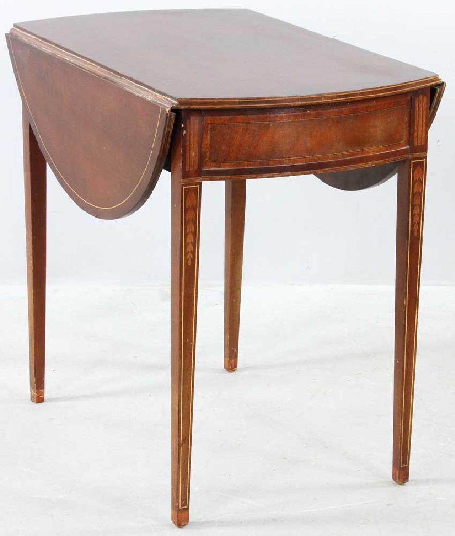 Hepplewhite-style Mahogany Pembroke Table