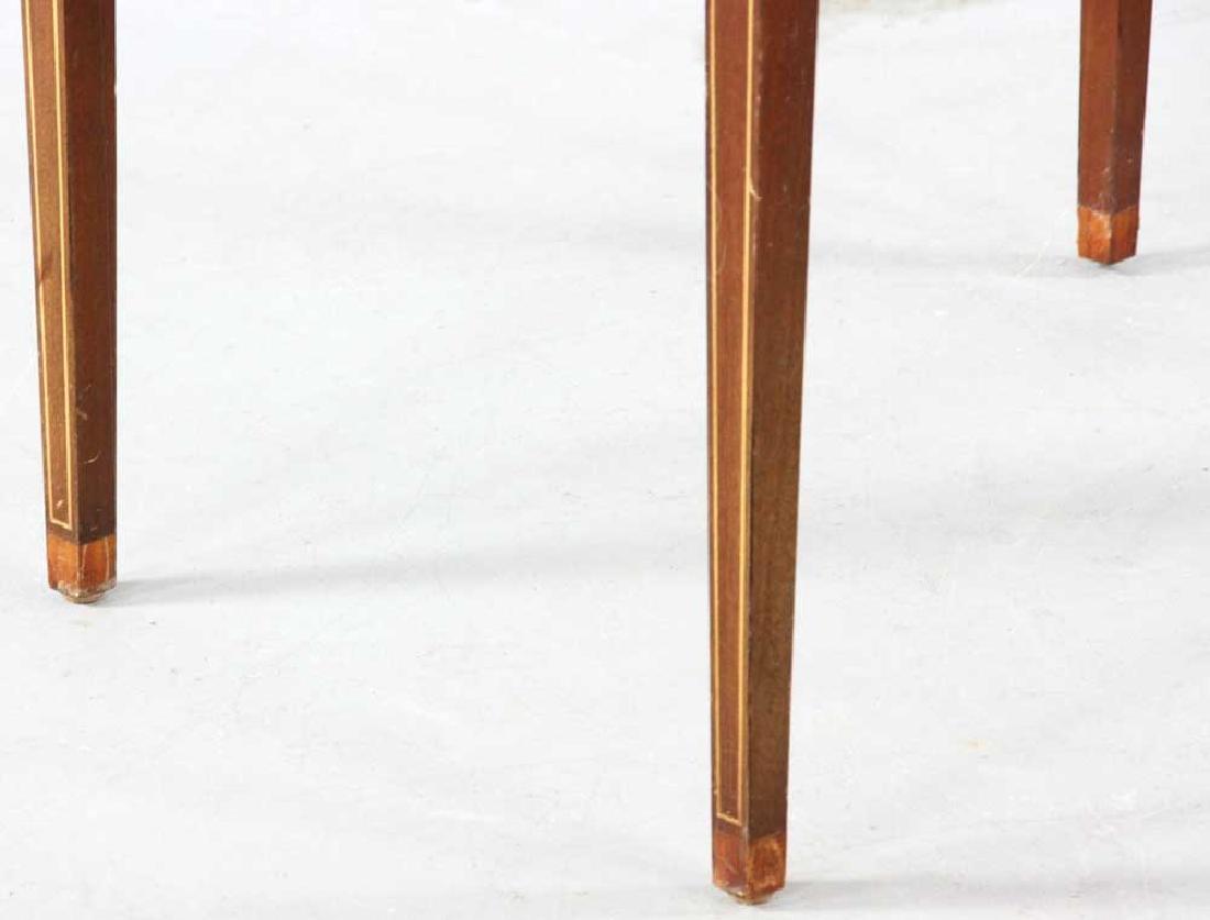 Hepplewhite-style Mahogany Pembroke Table - 3