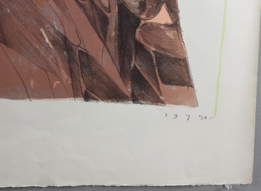Leonard Baskin, Two Lithographs - 9