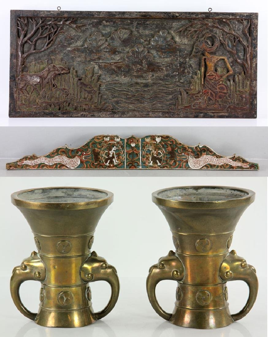 Lot of Asian Decorative Items