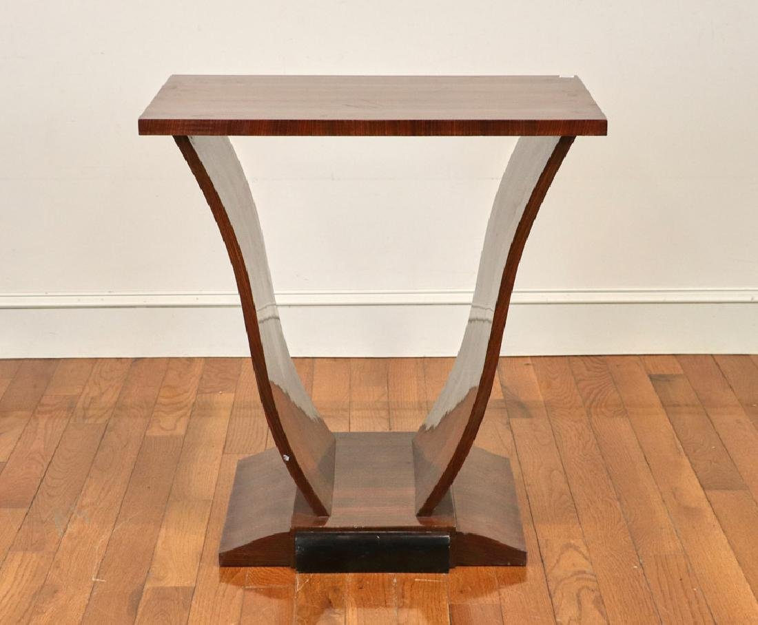 Deco Rosewood Occasional Table