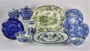 19th Century English Pottery and China