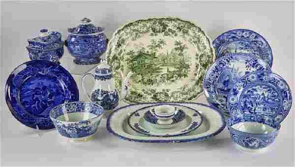 19th Century English Pottery and China