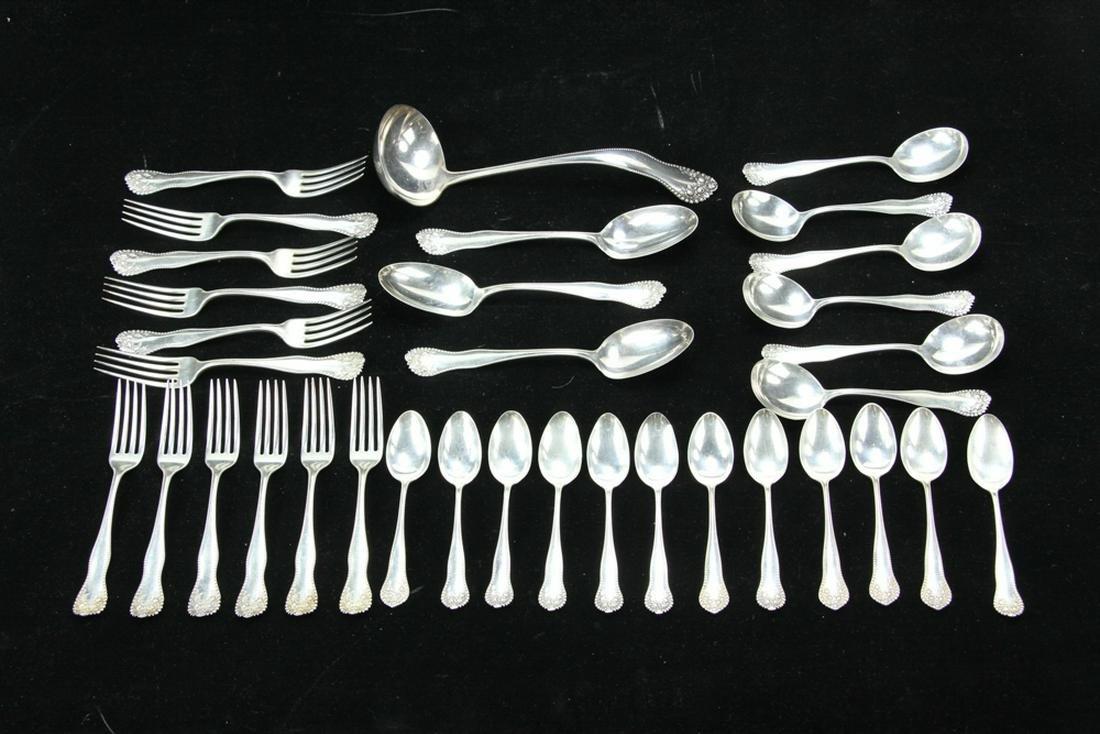 Gorham Sterling Flatware, Lancaster Pattern