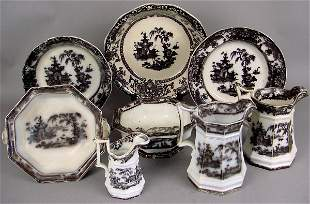 COLLECTION OF MULBERRY IN 'COREAN' PATTERN