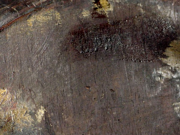 19: 19TH CENTURY WINDSOR CHAIR STAMPED PRATT - 4