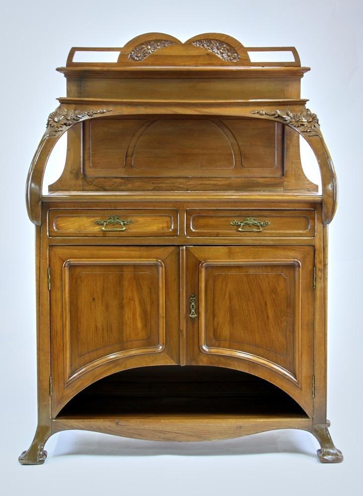 Majorelle Art Nouveau Server