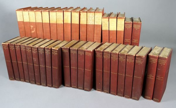 2002: (38) Volumes, History of England, Tartarian Tales