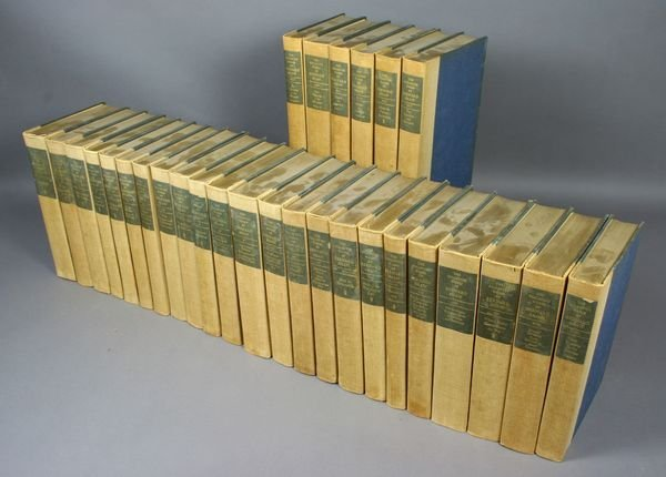 2003: (29) Volumes, Collected Works of Bernard Shaw