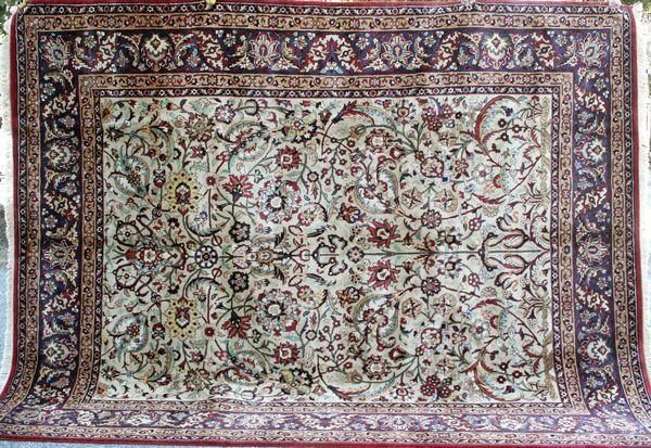 "4021: Exceptional Jaipour Rug, 8' x 10' 2""."