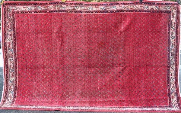 "4011R: Beautiful Persian Tabriz Rug, 10' 3"" x 6'."