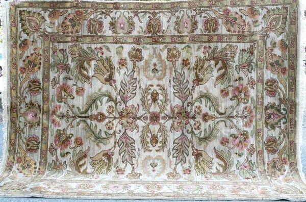 4015R: Exceptional Jaipur Rug, 8' x 10'.