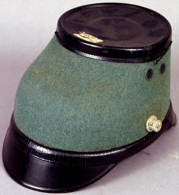 2: WWII GERMAN POLICE HAT