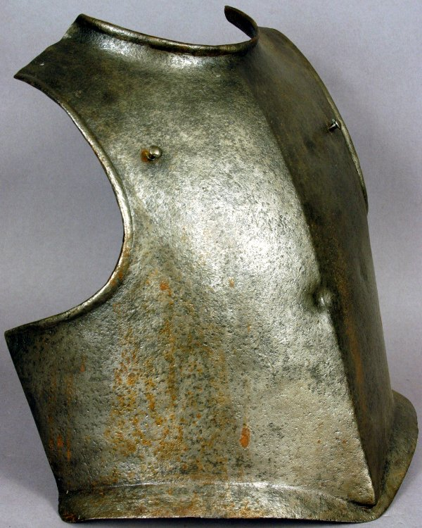 17: MEDIEVAL CHEST PLATE
